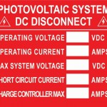 05-S Photovoltaic System DC Disconnect
