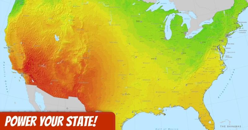 5 Top Solar States