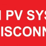 28-S Main PV System AC Disconnect