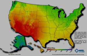 US Solar Photovoltaic Resource Potentia